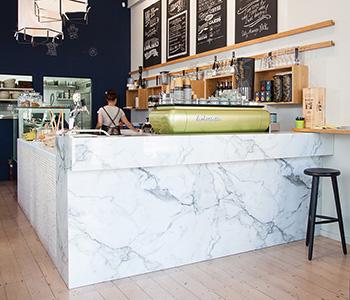 img of 3460 Calacatta Marble Café Biskit